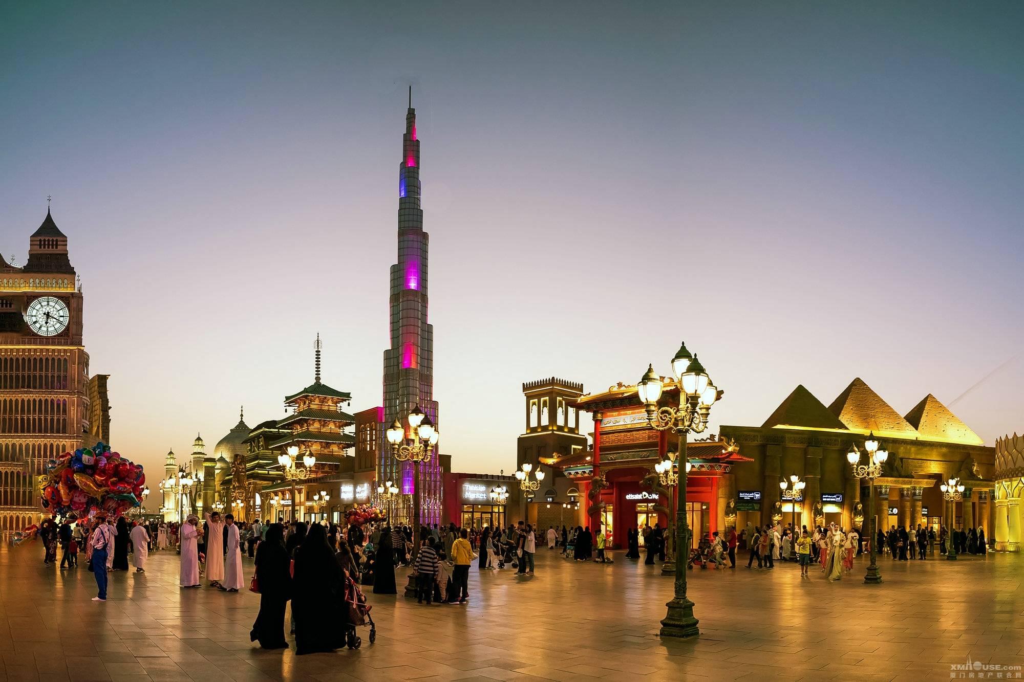 走进迪拜地球村之三